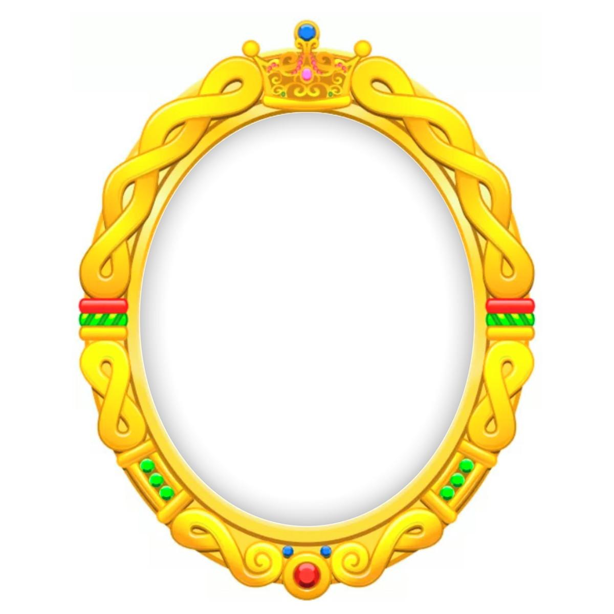 50bff45a4 Placa Moldura Espelho Branca De Neve Tamanho (40x50)cm no Elo7 ...