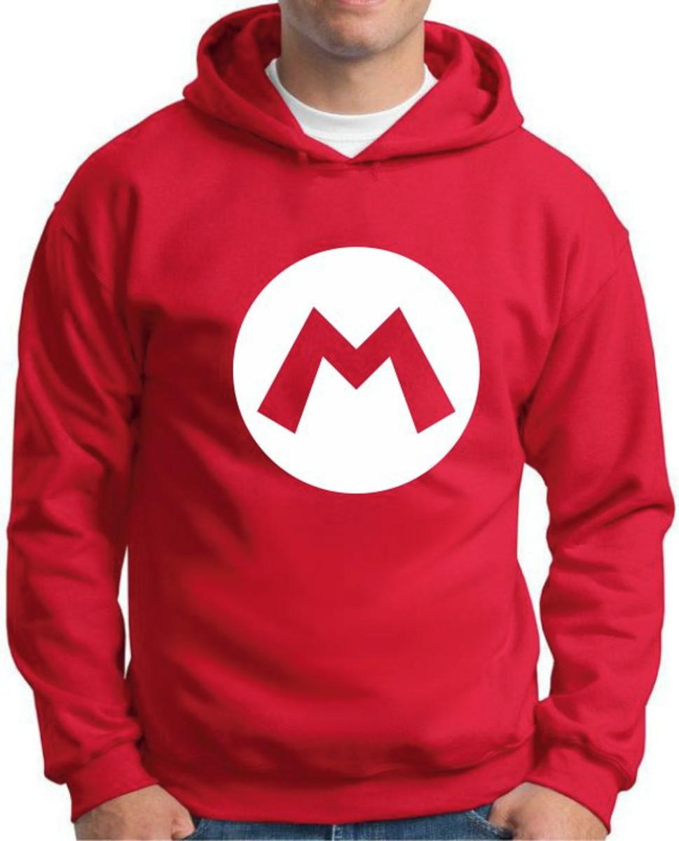 abfebcdd0 Moletom Super Mario Bros no Elo7