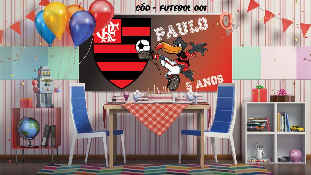 Painel festa decoração futebol no Elo7  dbfd204bfd45c