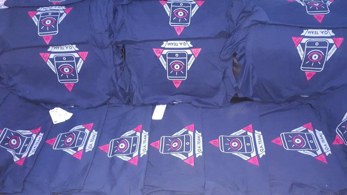 Camisetas HERING personalizada em silk 2 cores - Empresa TFG no Elo7 ... 9bcdc6353aa9c