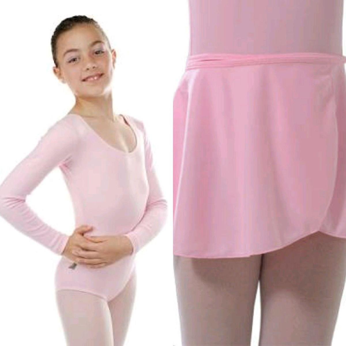 1ad94f4890 Kit de ballet de manga comprida no Elo7
