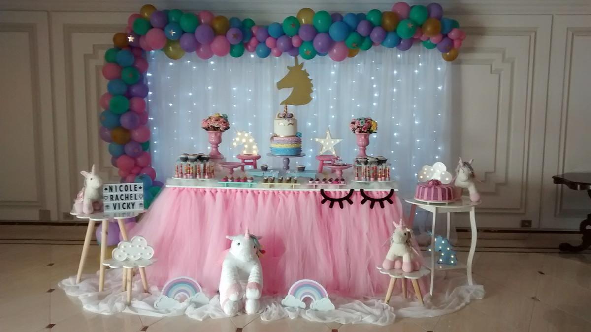 Decoração Tema Unicórnio No Elo7 Loc Cakes E Festas C6f276