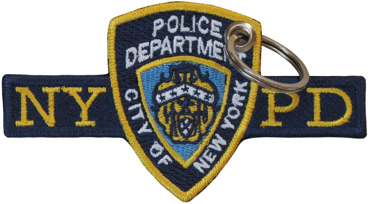cc417e643 Chaveiro Distintivo Policia Cidade Nova York Nypd PL60160C no Elo7 ...