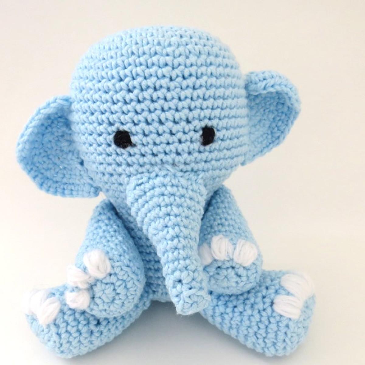 Pin de Crochê Da Neca em Amigurumi | Elefante de crochê, Padrões ... | 1200x1200