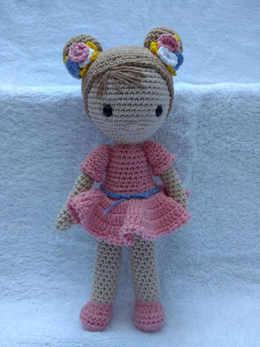 Amigurumi Boneca Chloe no Elo7 | Kadô Personalizados (12601E7) | 1200x900
