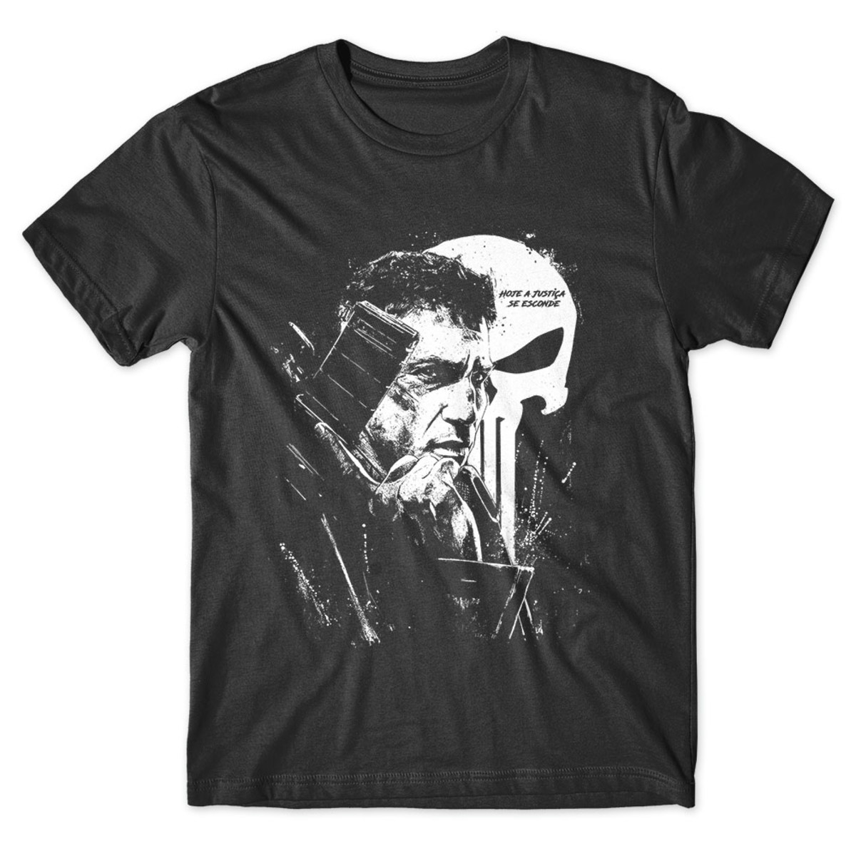 a3a52043e Camiseta O Justiceiro Camisa The Punisher Séries Seriados no Elo7 ...