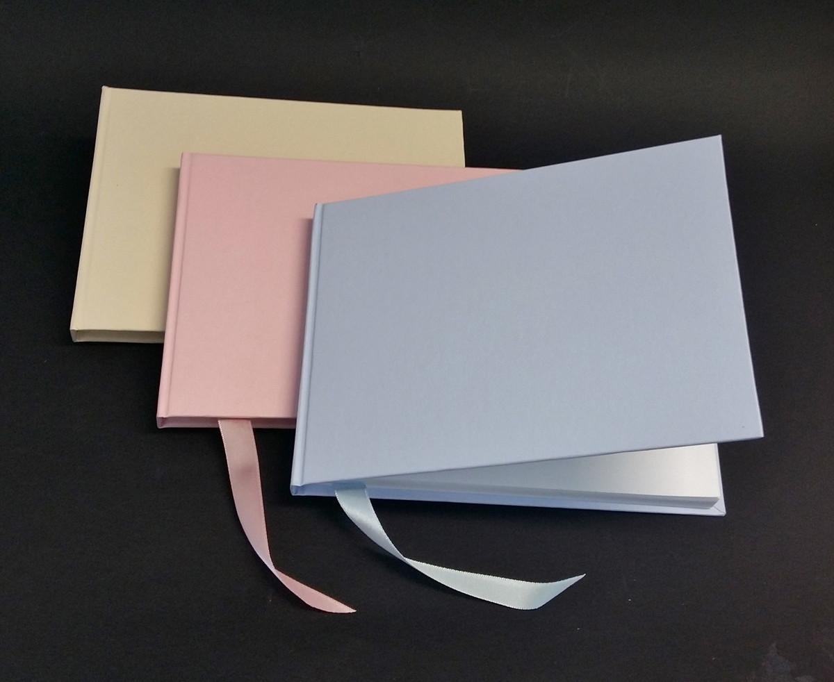 00fe92ac522 Caderno de Assinatura tamanho A5 - Diversas cores