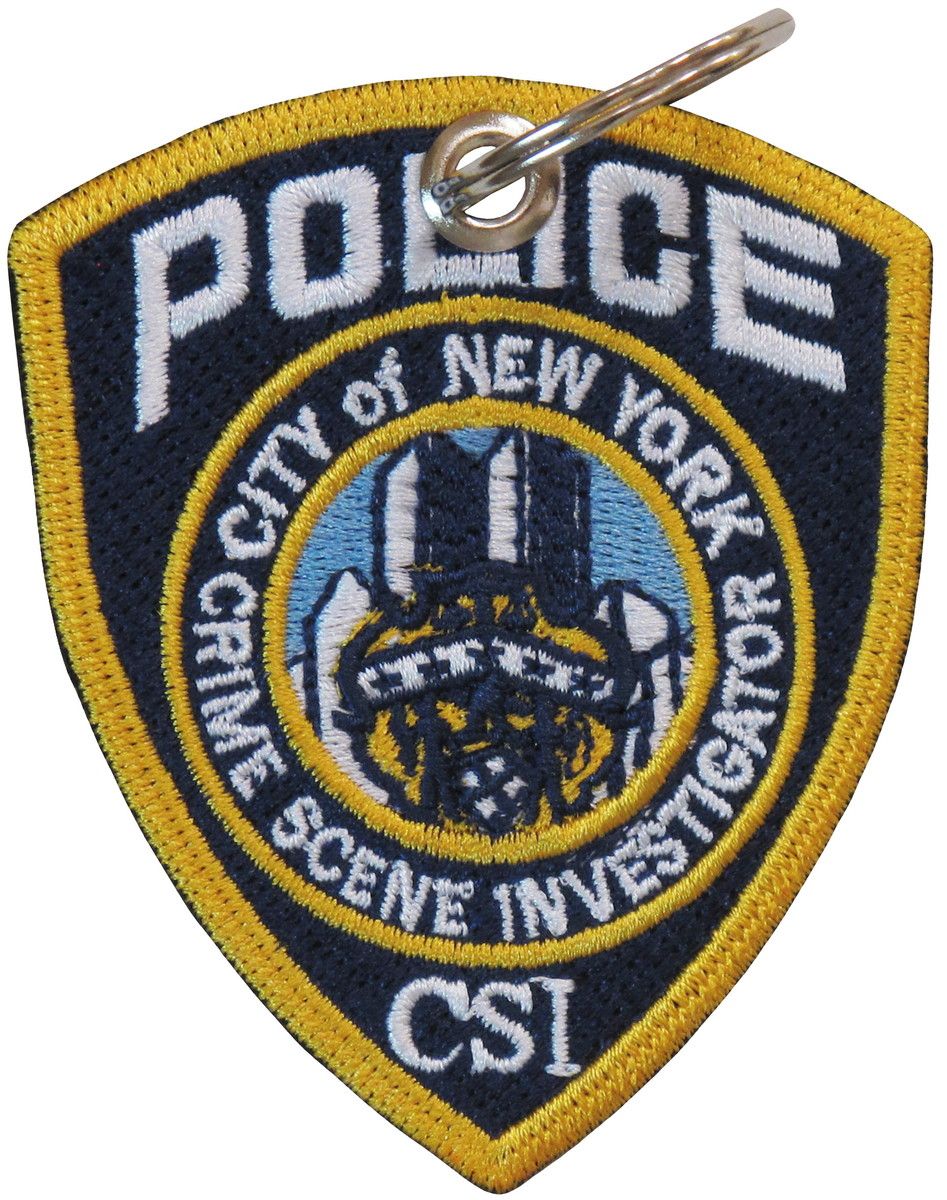 Chaveiro Nypd Distintivo Detetive Csi Nova New York PL60350C no Elo7 ... fd7bc97d799