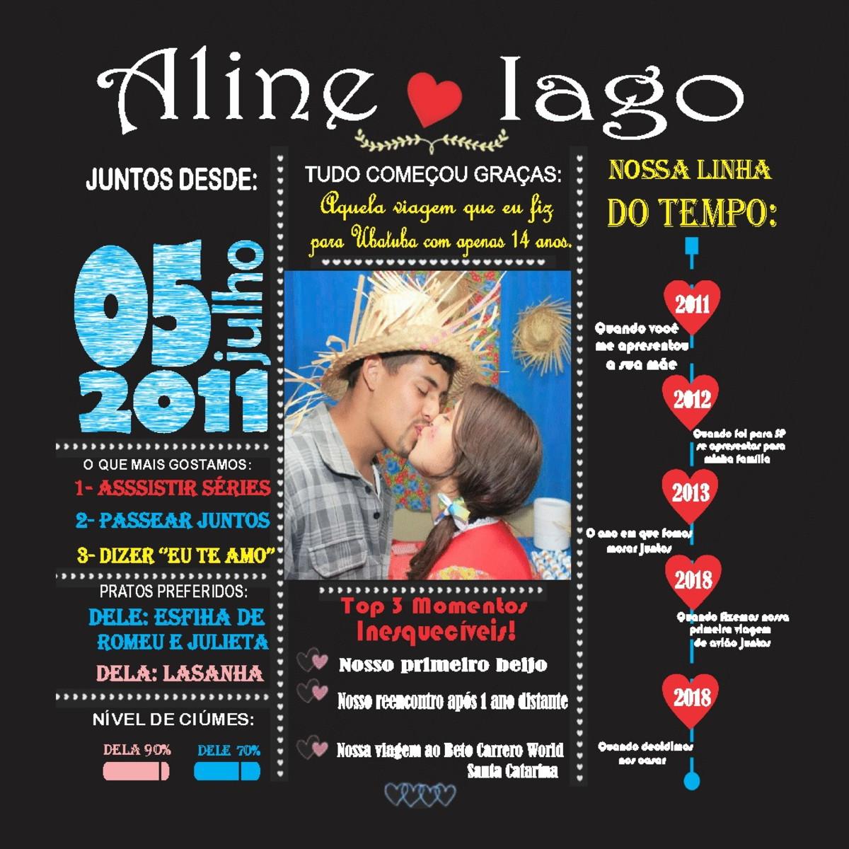 2b1850d1224933 Presente Dia Dos Namorados Azulejo Personalizado Com Foto