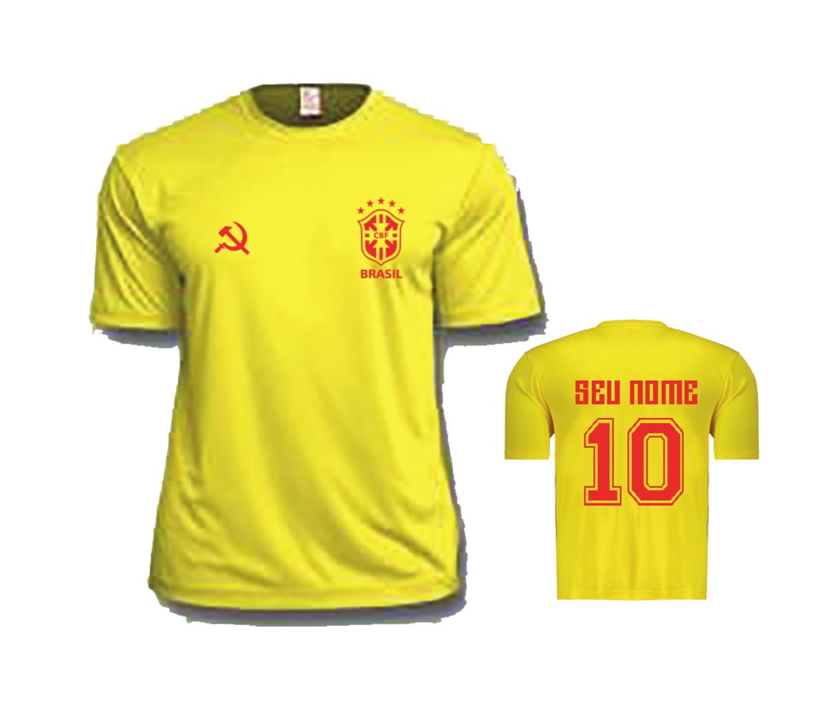5749581f8f Camisa personalizadas Masc. ou Femin. - 100% algodão - COPA no Elo7 ...