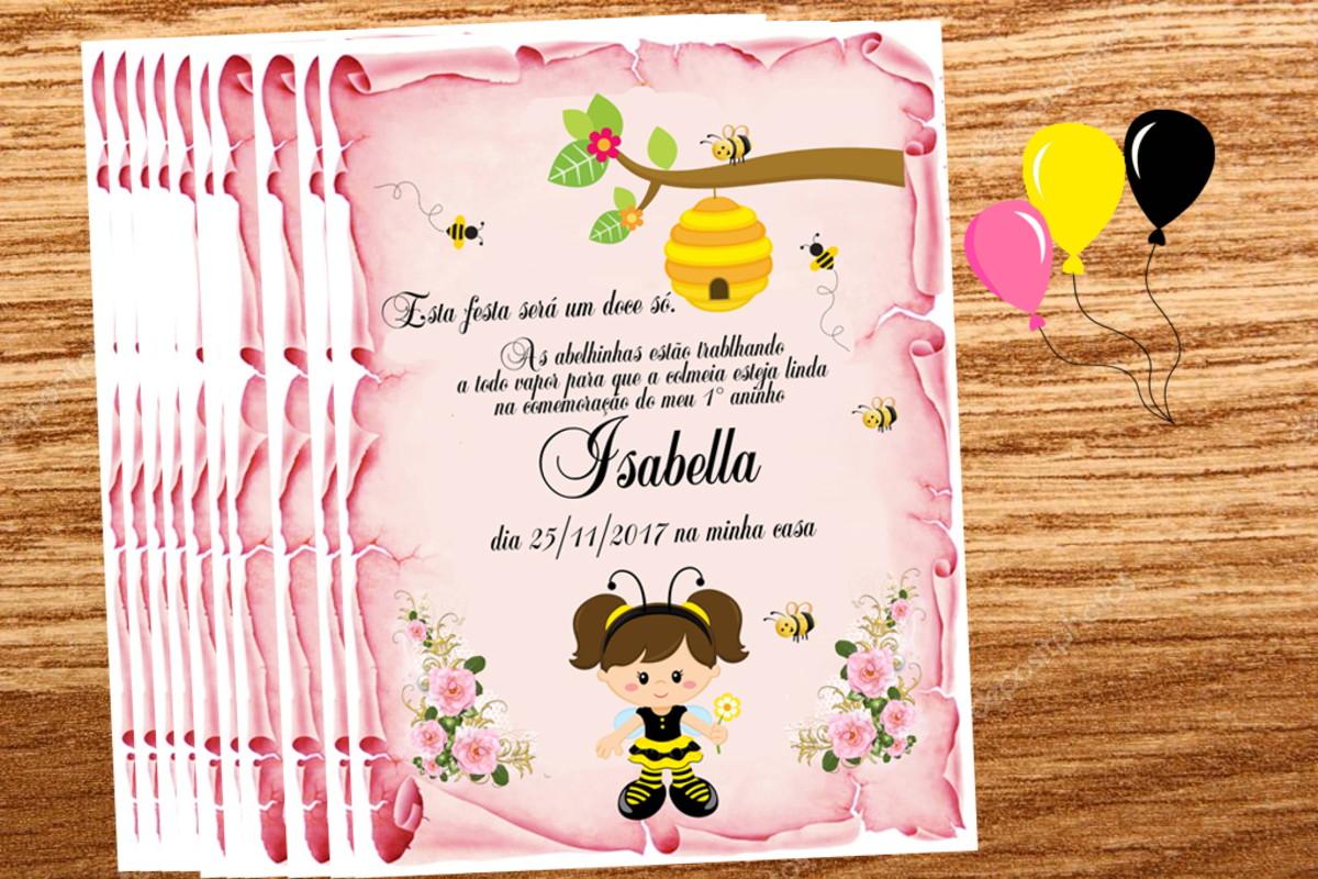 10 Convites pergaminho pequeno príncipe no Elo7 | Ateliê Naná  personalizados (C887A5)