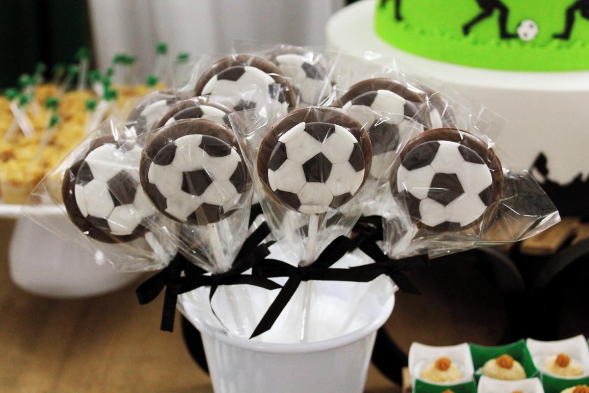 ae5d858a7d Pirulito Bola de Futebol no Elo7