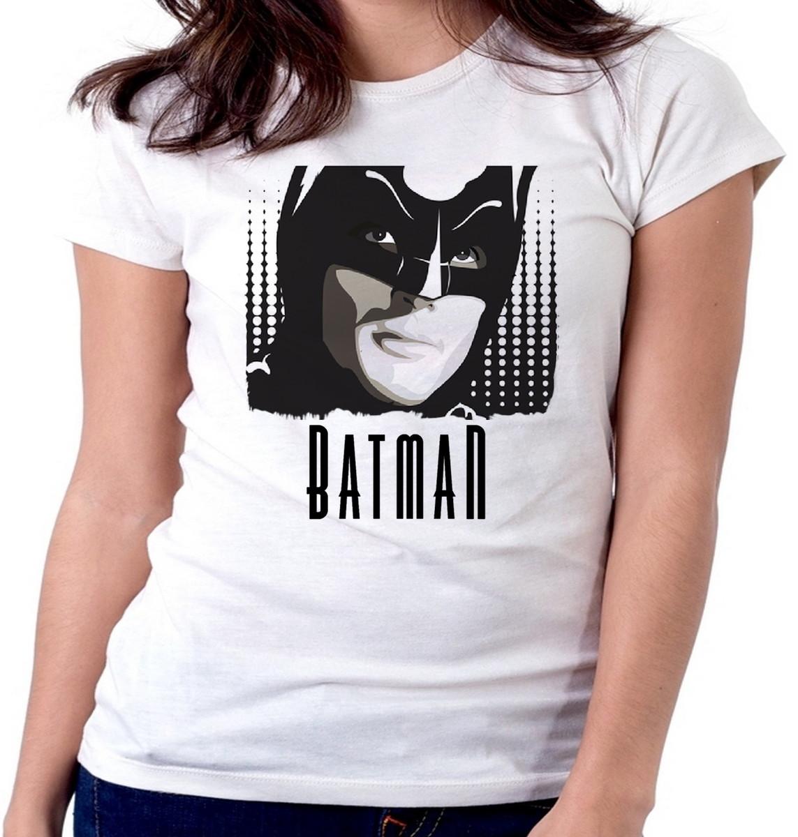 d8f7de079e Blusa feminina baby look camiseta batman retro vintage serie no Elo7 ...