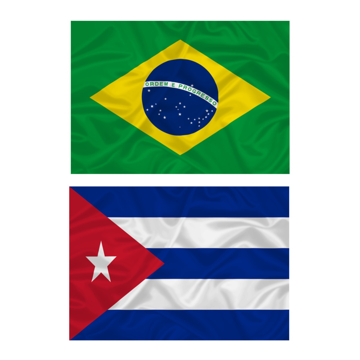 Bandeira da cuba bandeira do brasil kit no elo gabriel ca e jpg 1200x1200  Fotos da df7be9e4147a5