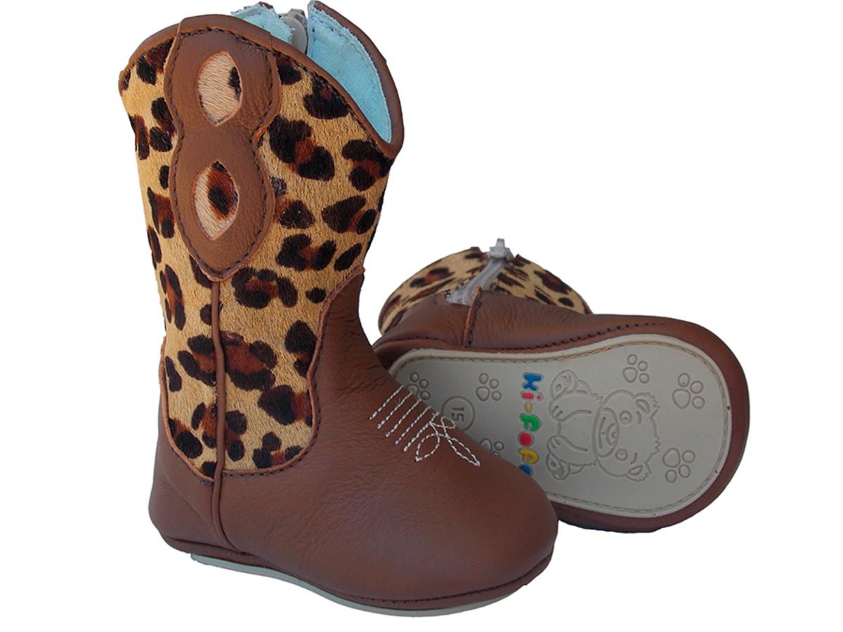 Bota Country de Bebê Texana Menina Rodeio Cowboy 1833 no Elo7  b210958ff98