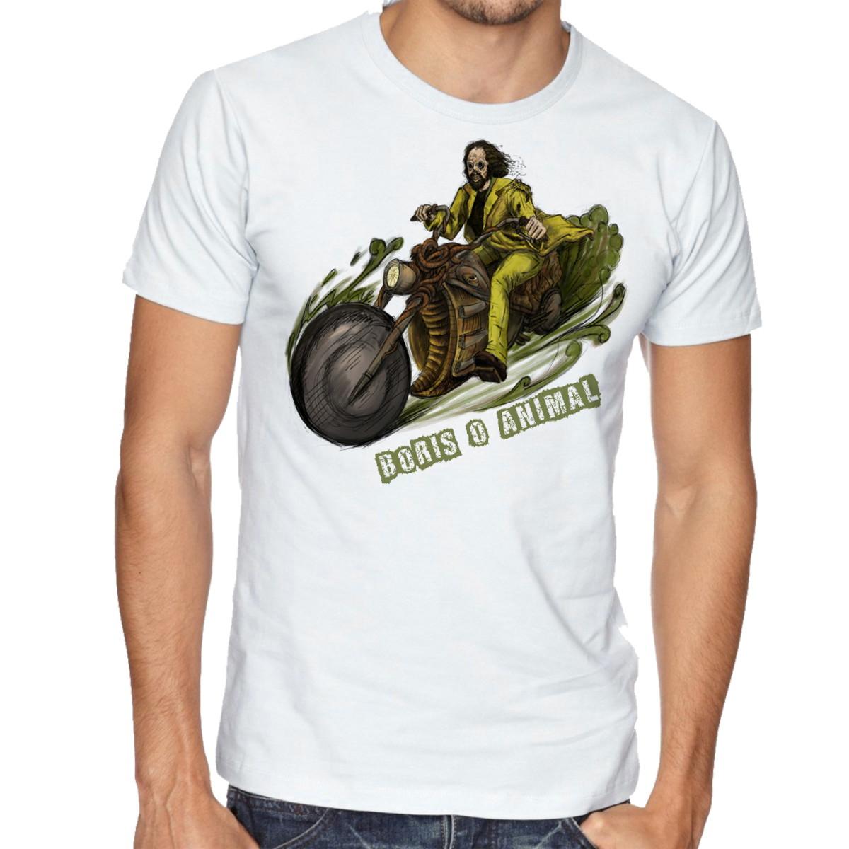 07f32ec30 Camiseta Infantil Blusa Criança bori animal MIB Homens preto no Elo7 ...