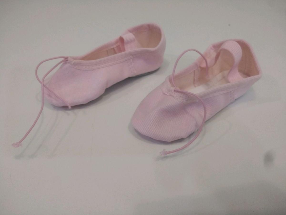 a56952d2a7 Sapatilha ballet infantil no Elo7