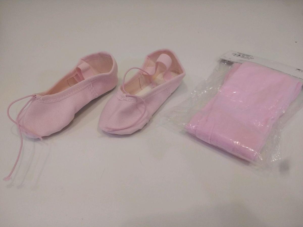 23e7c320f2 Kit ballet  Sapatilha e meia calça de ballet infantil no Elo7 ...