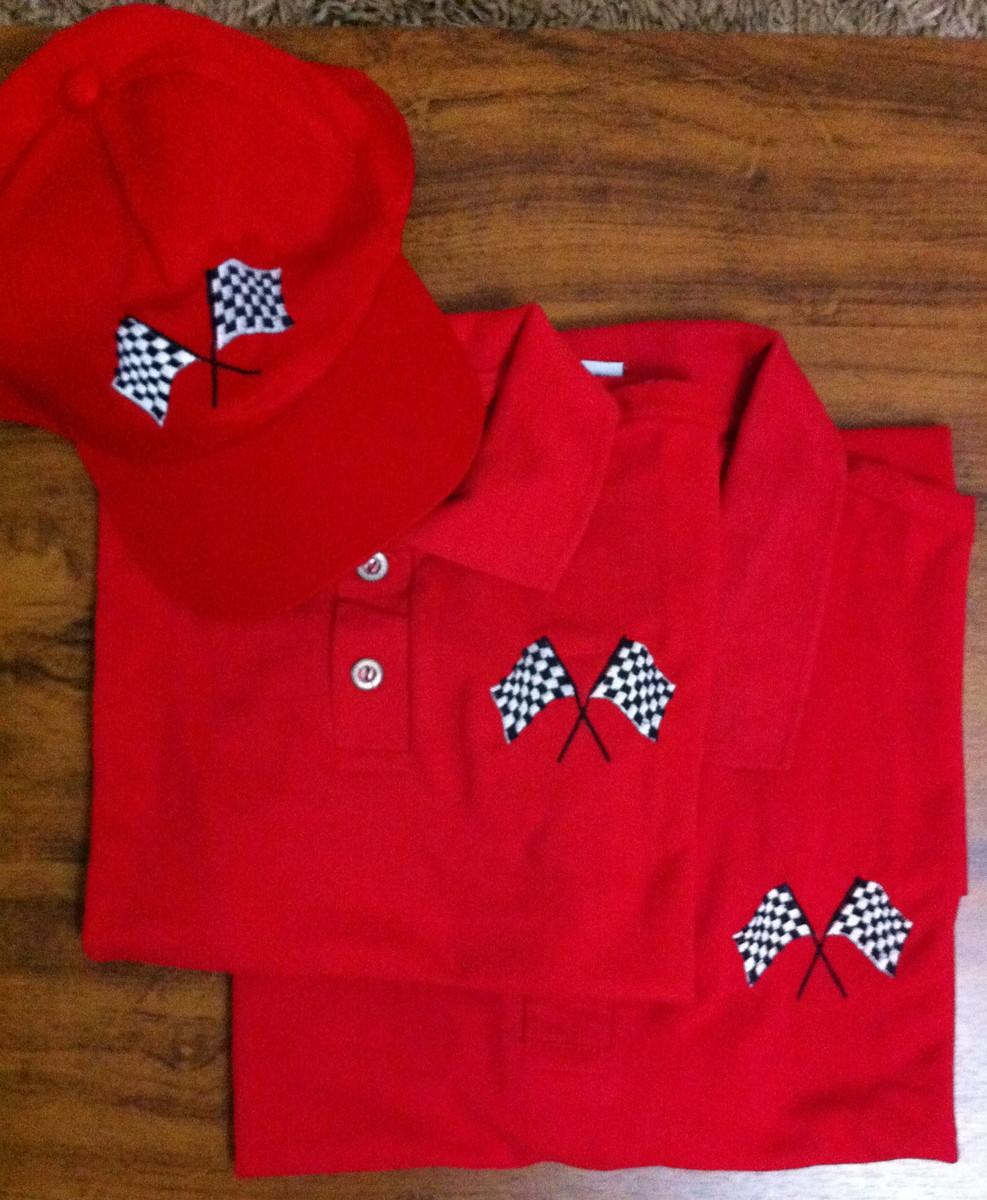 Camisa Polo Personalizada + Boné no Elo7  6bbc7e79a679d