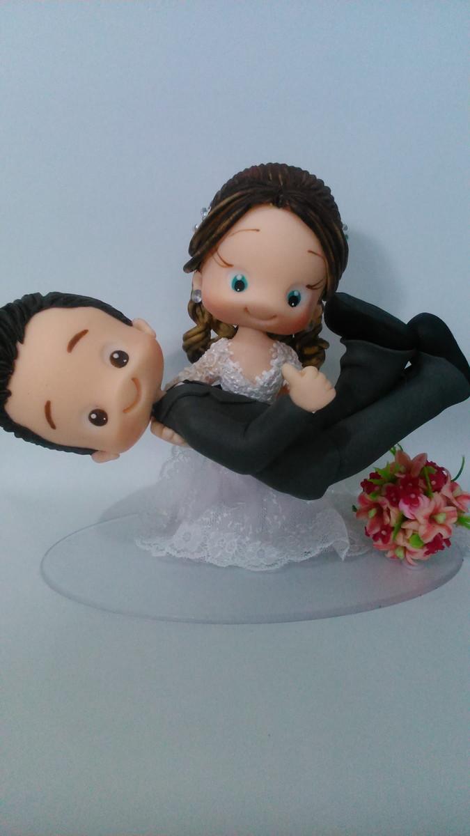 00815ffb1 Noivinhos para casamento no Elo7