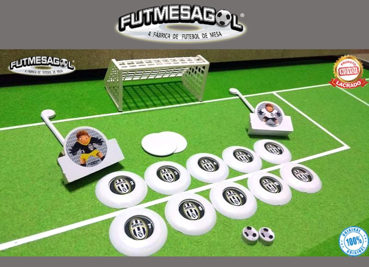 1 Jogo   Time   Kit de Futebol de Botão - JUVENTUS (ITÁLIA) no Elo7 ... ee4d4286afc71