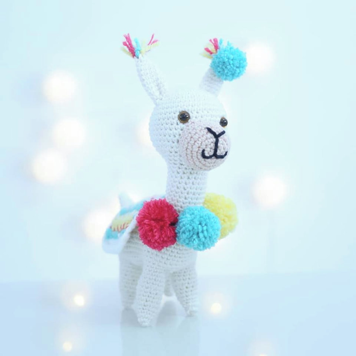 Marcia Alpaca Amigurumi Pica Pau Crochet Alpaca | Etsy | 1200x1200