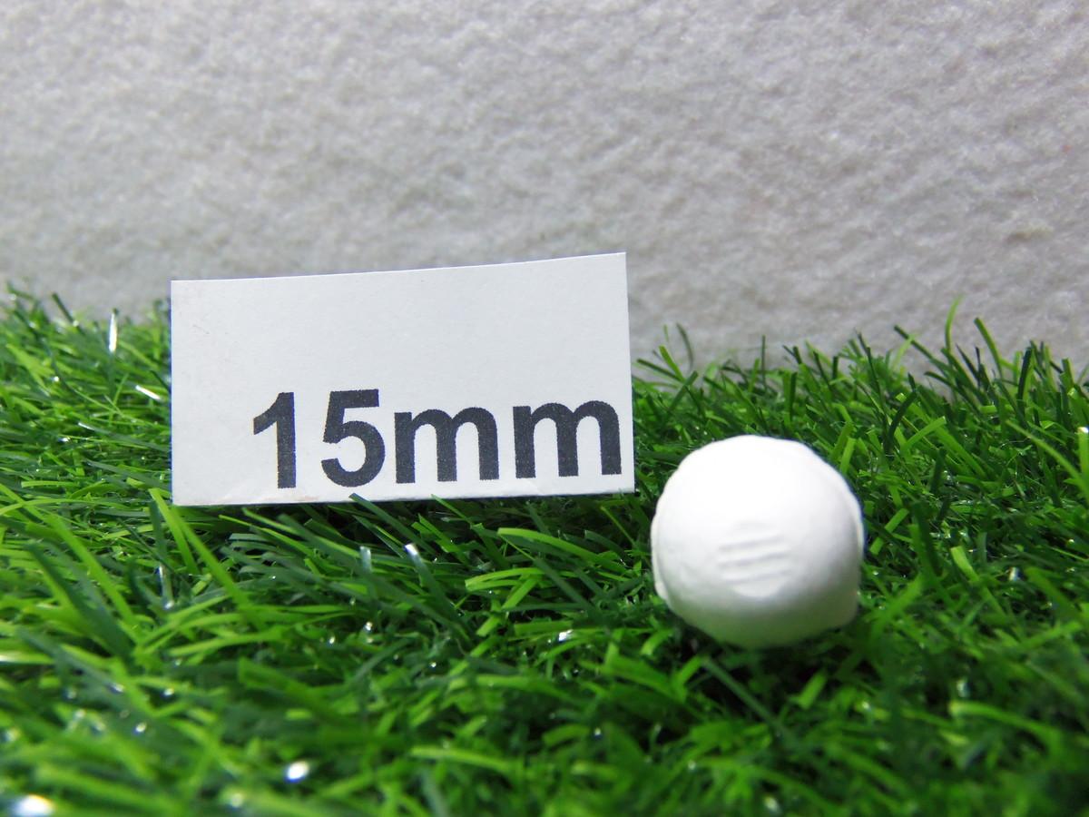 991d5dafdd Bola de Isopor 15mm no Elo7