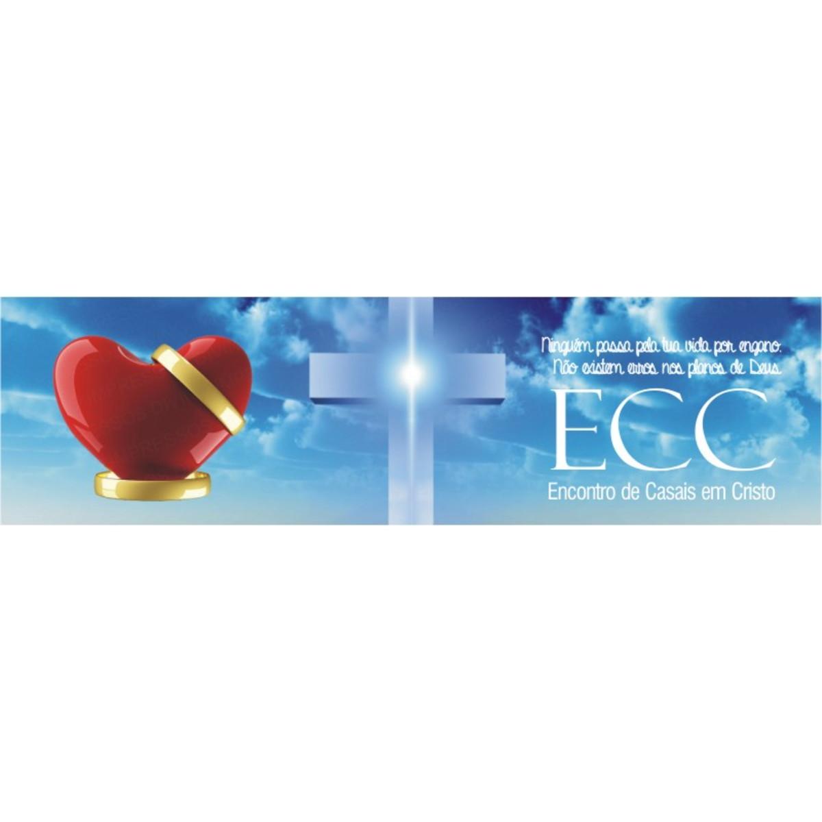 Marca Página Ecc Encontro De Casais Mod03 No Elo7 Divino