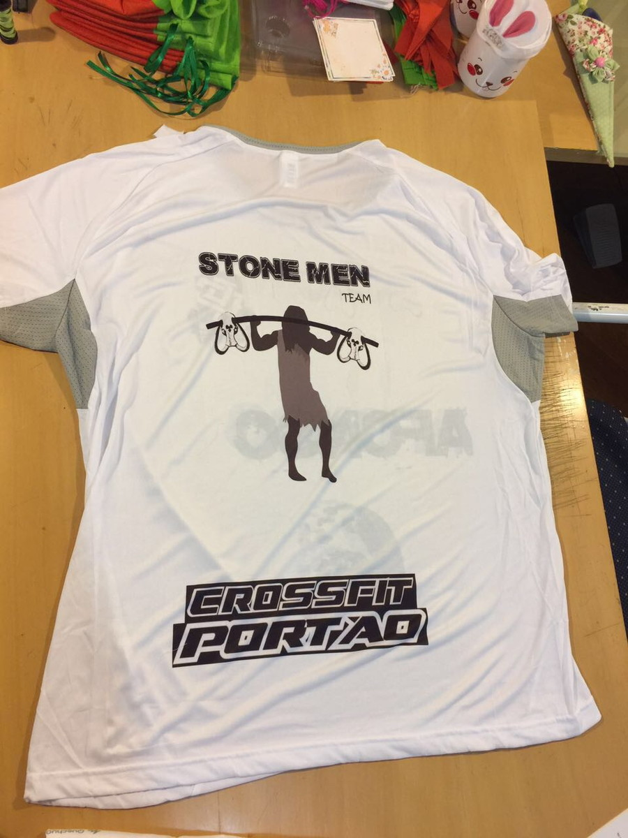 d6b3fc2206e04 Camiseta personalizada dryfit no Elo7