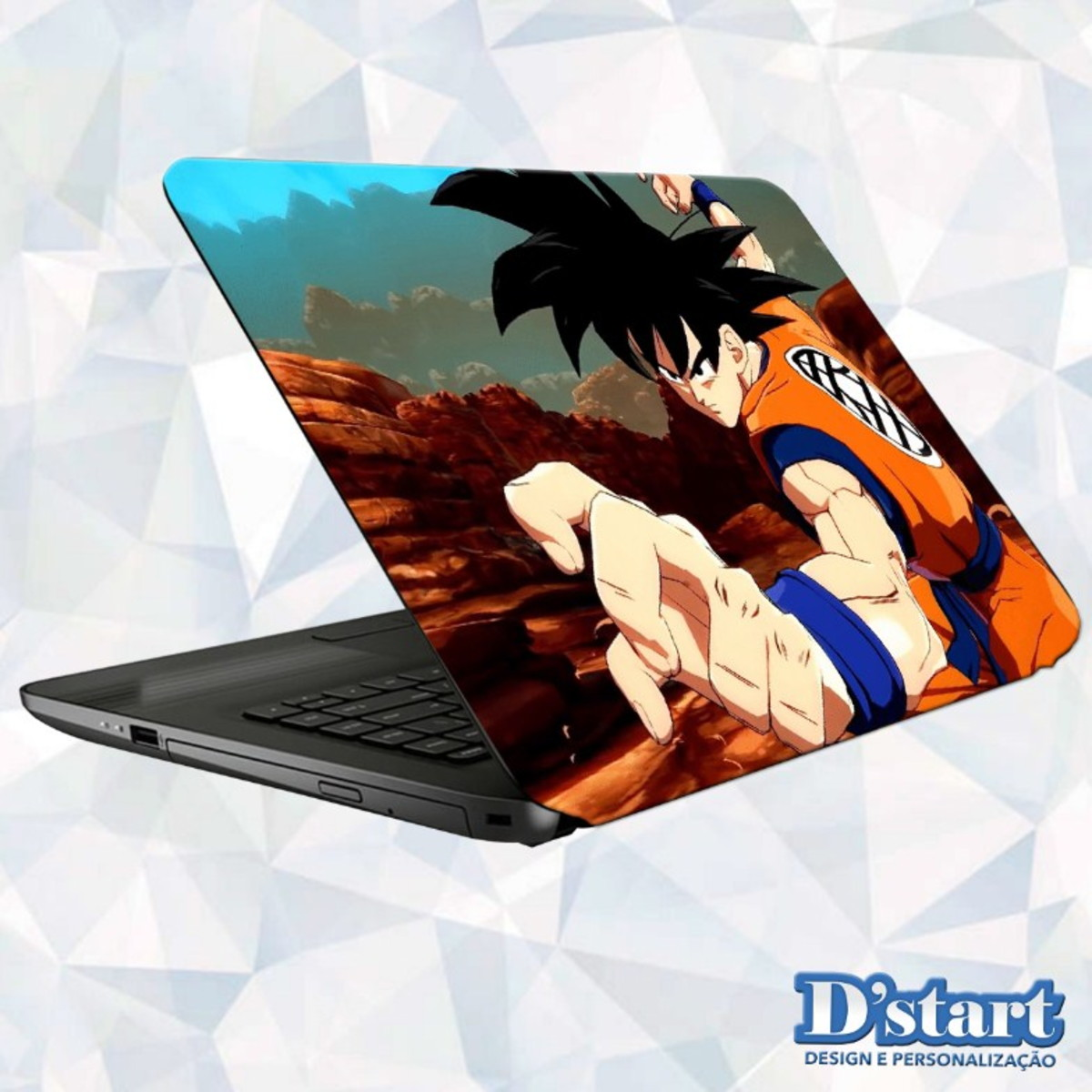 Adesivo Notebook Dragon Ball Mod. 00001 no Elo7  e8dfa940bcf80