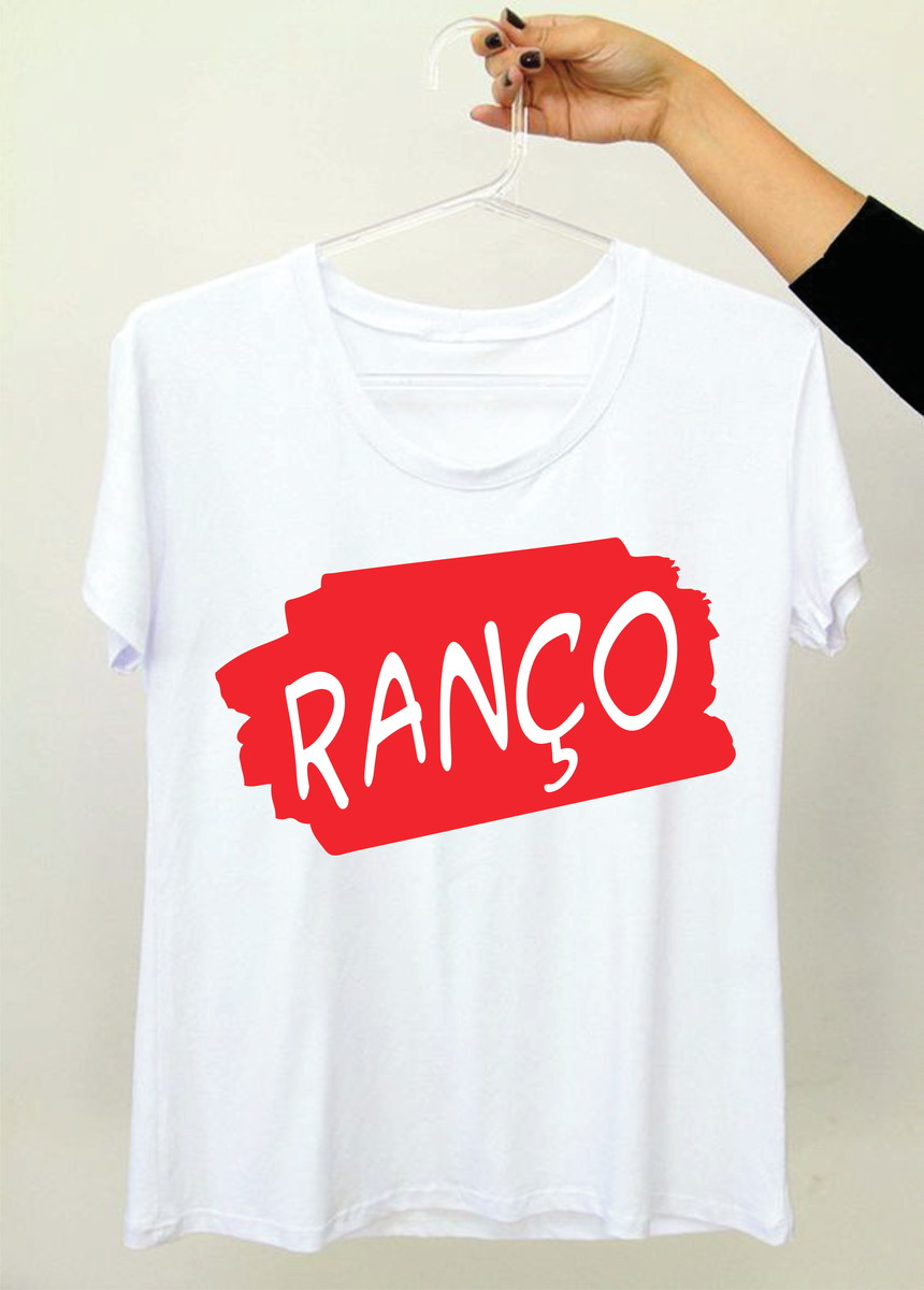 af0837ab8b785 Zoom · Camiseta Frases Ranço