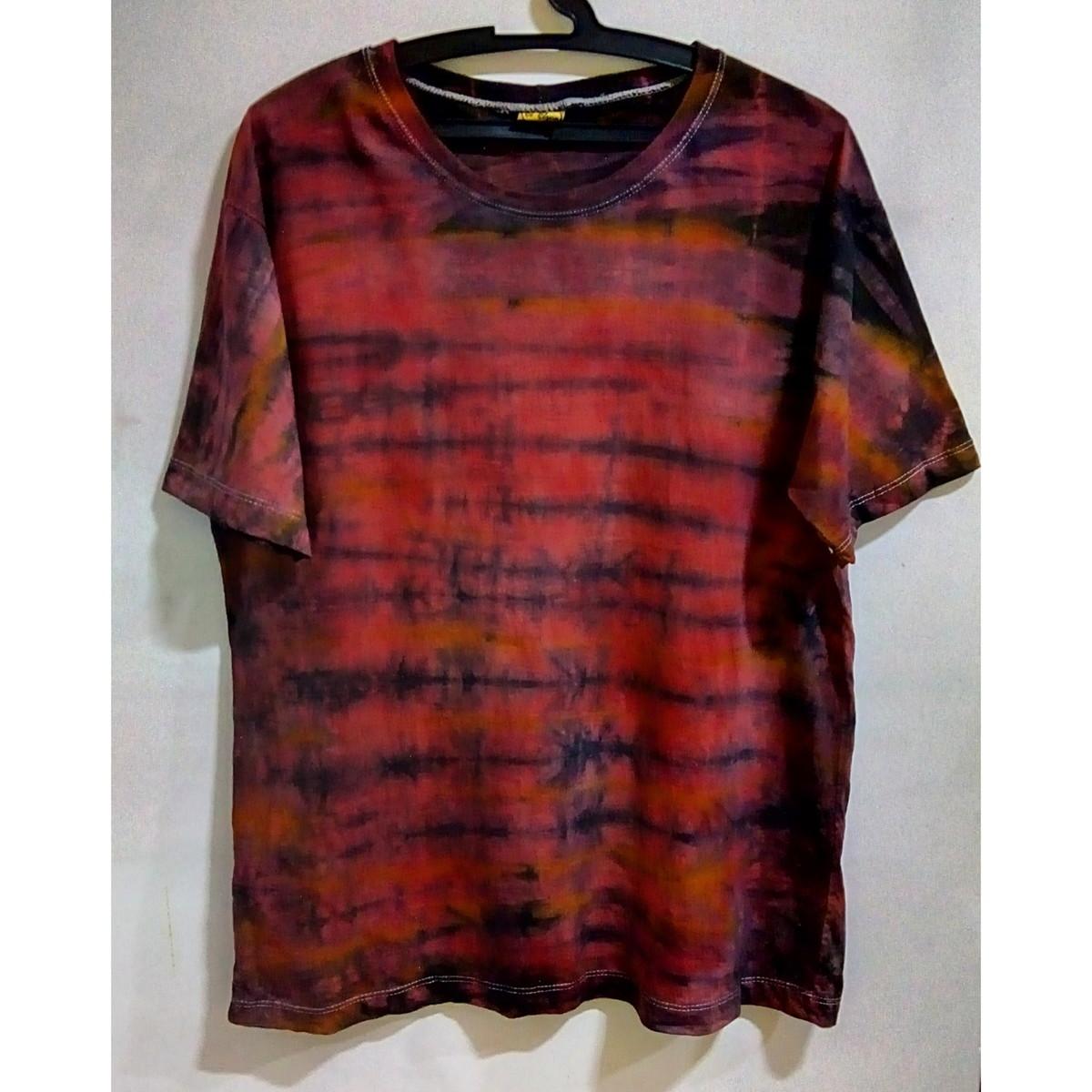 Camiseta tie dye unissex estilo alternativo no Elo7  984cbd2053c