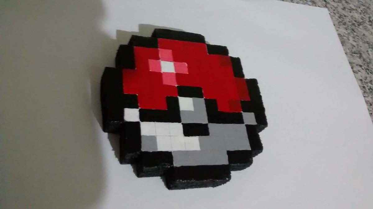 Pixel Art De Pokémon