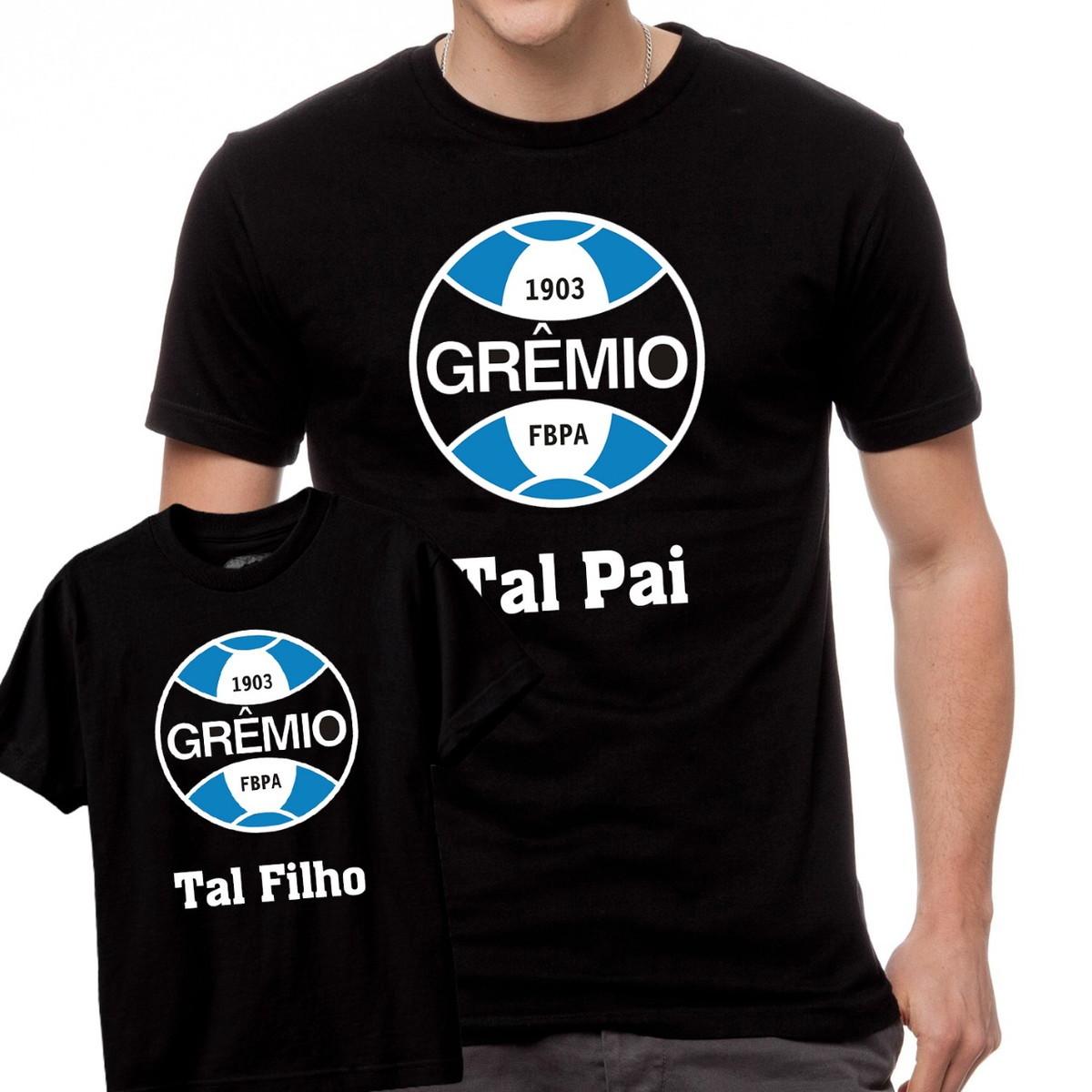 Camiseta Tal Pai tal tal filho tal filha(O)Grêmio no Elo7  e0812d4d37223