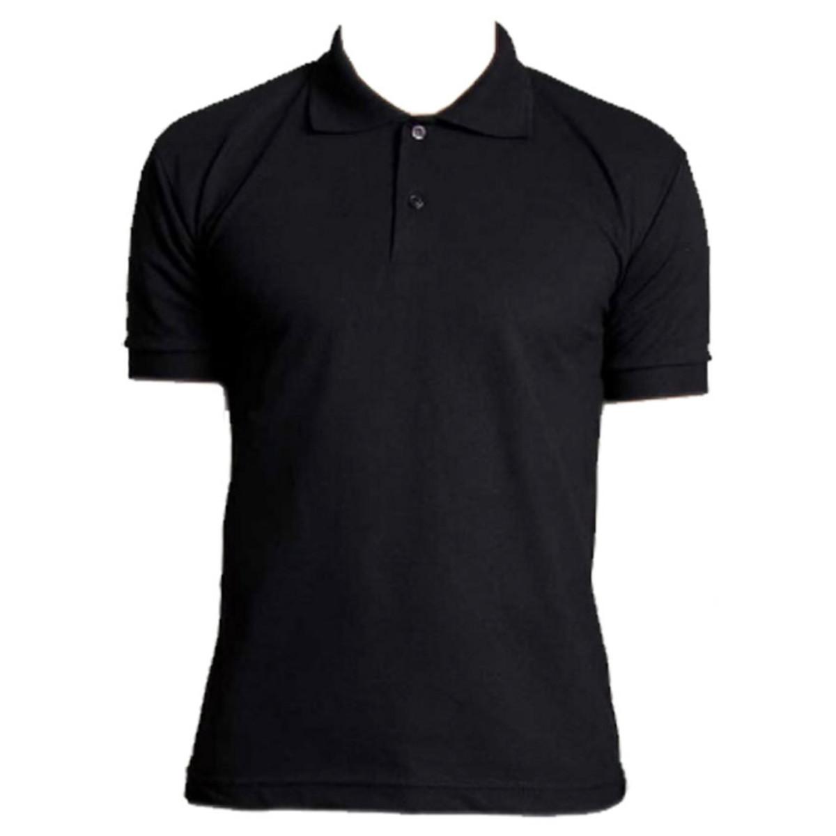 386a2330c0c51c Camisa Polo Masculino Preta Marinho Masson no Elo7 | Masson ...