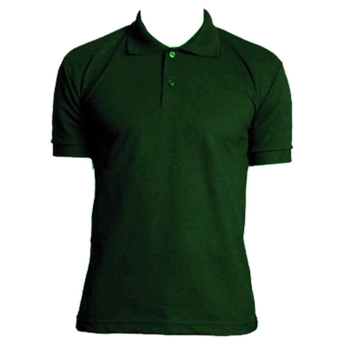 73de625016403 Camisa Polo Masculino Verde Musgo Masson no Elo7