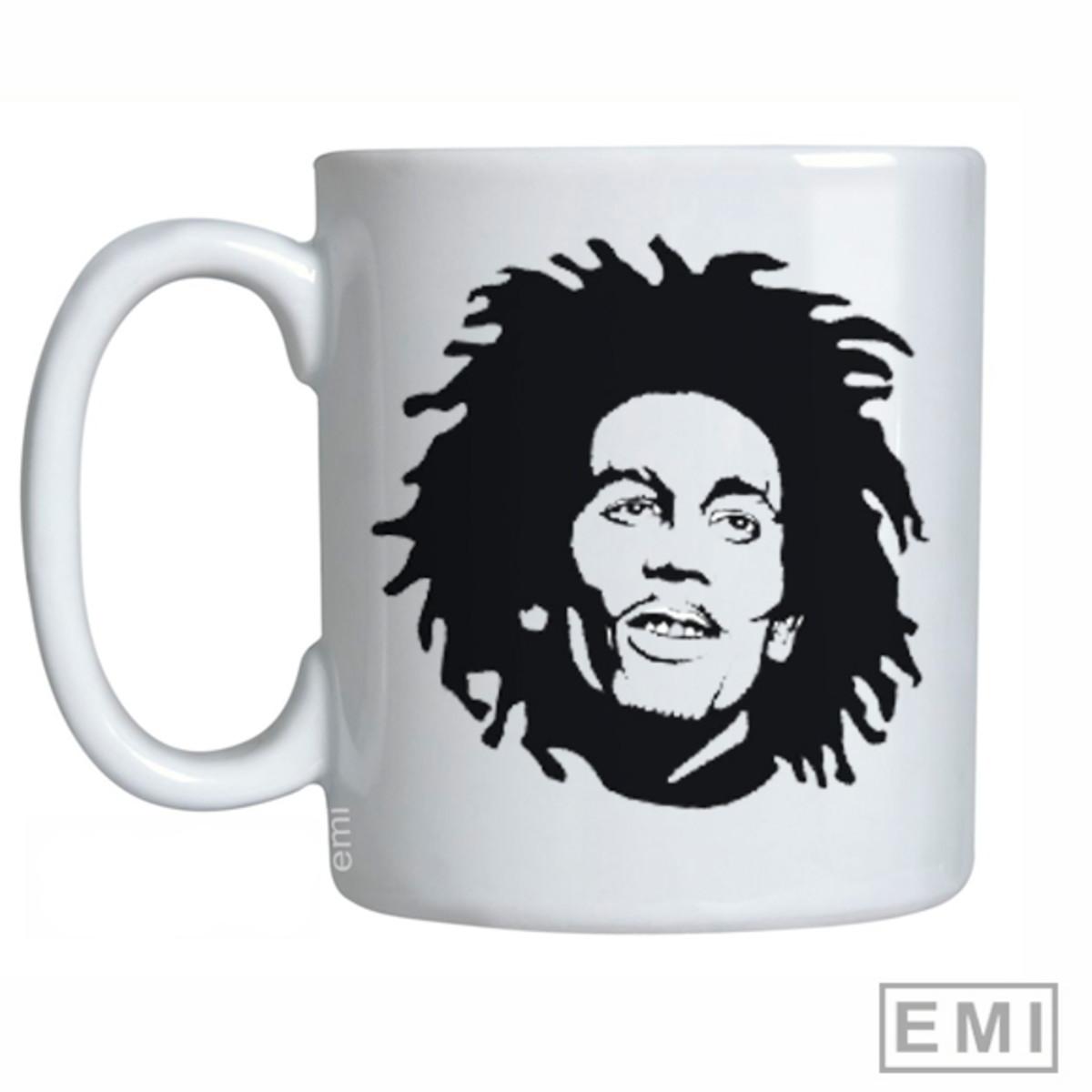 4b847654b8 Caneca Bob Marley no Elo7   EMI estampas (D01AA5)