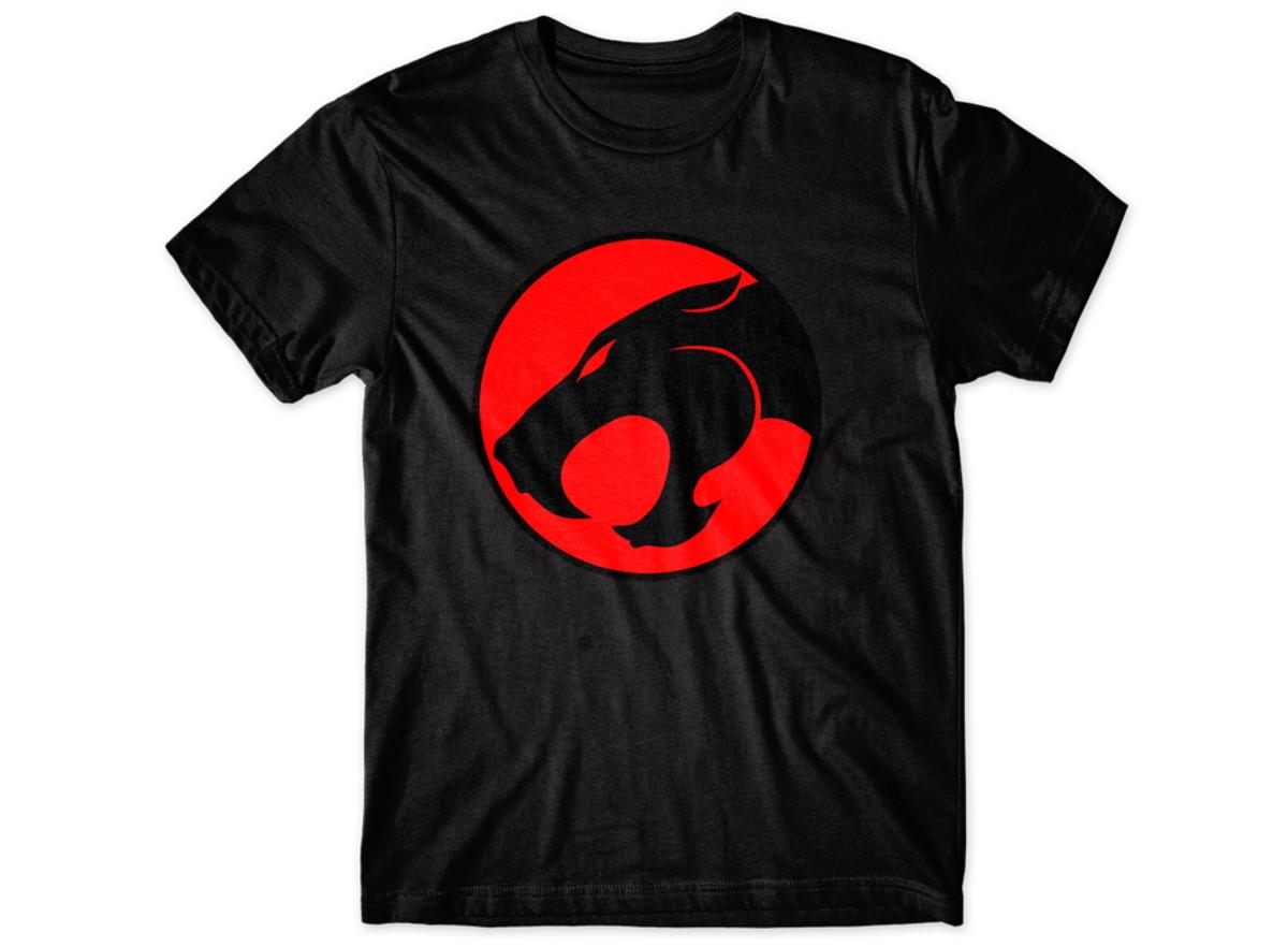 a3a4bb1f69bc2 Camiseta Thundercats no Elo7   Fumiga Nerd (D0DF7D)