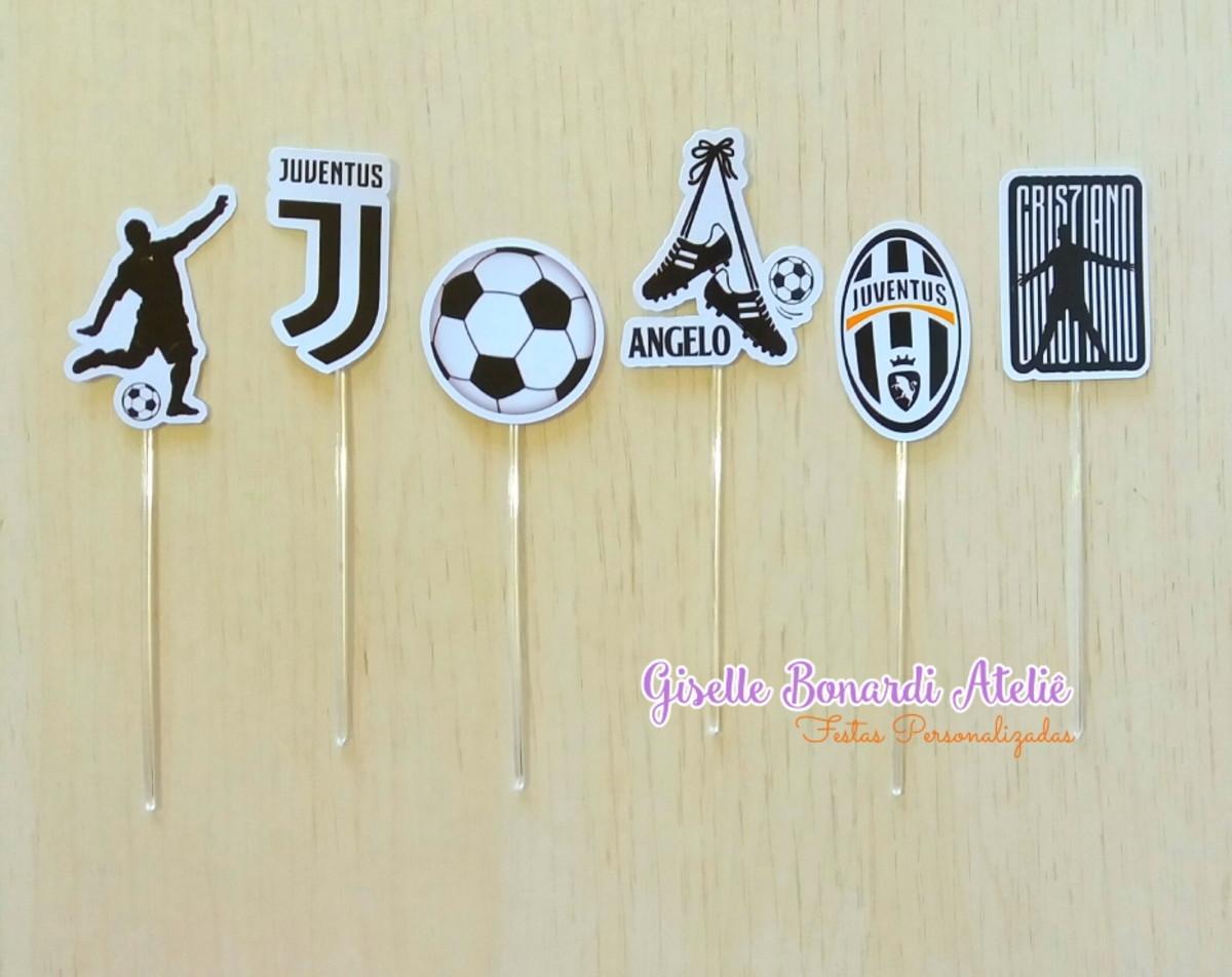 75a9892c35 Topper Futebol Juventus no Elo7