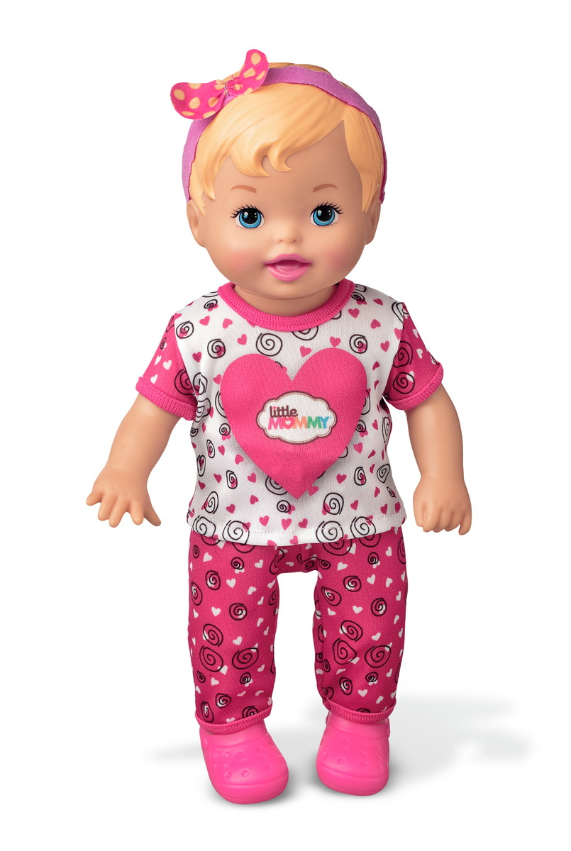 Kit Cora 231 227 O Roupa Para Bonecas Little Mommy E Baby Alive