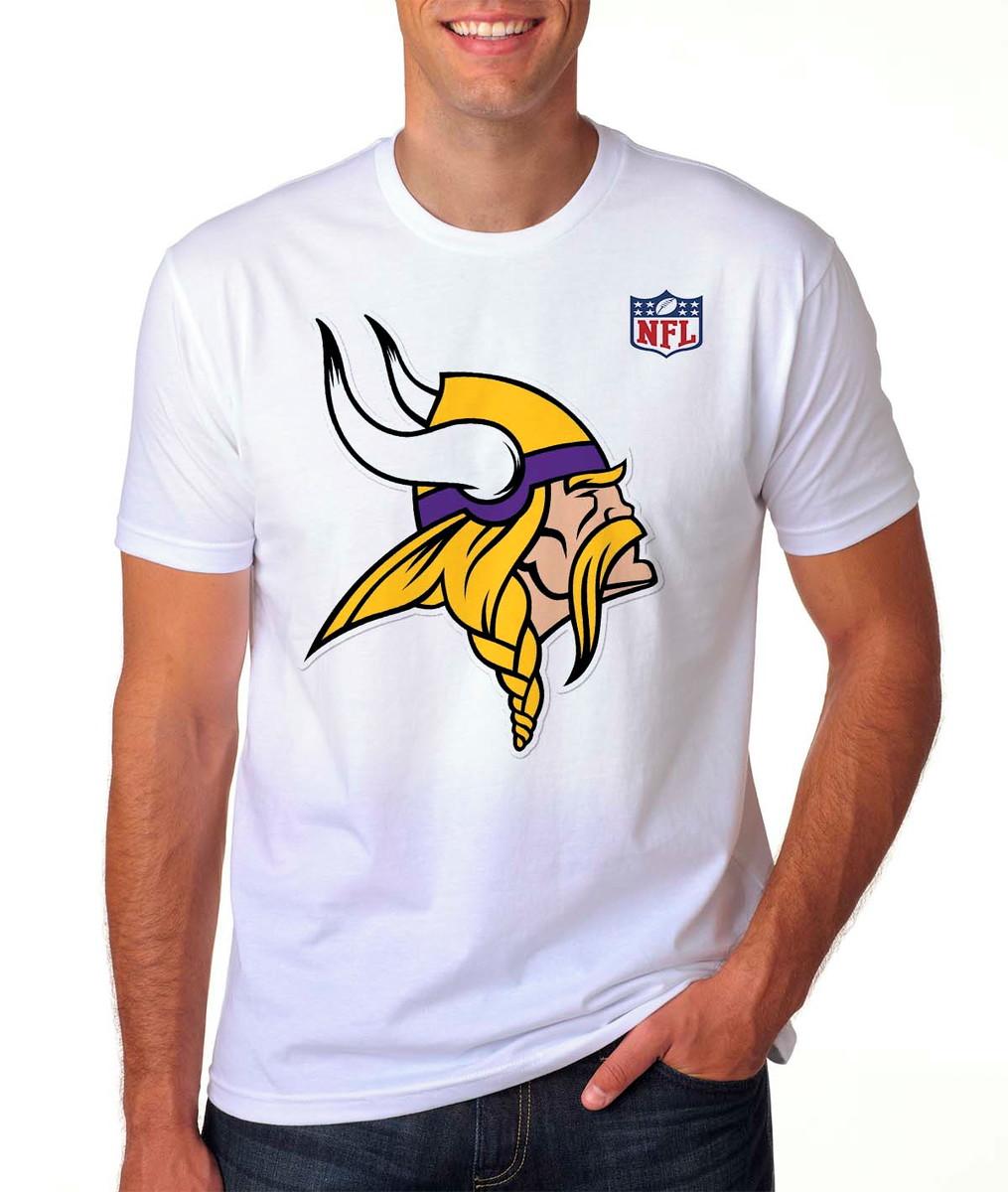b5fb70f3125f1 Camiseta Minnesota Vikings NFL - A3 no Elo7