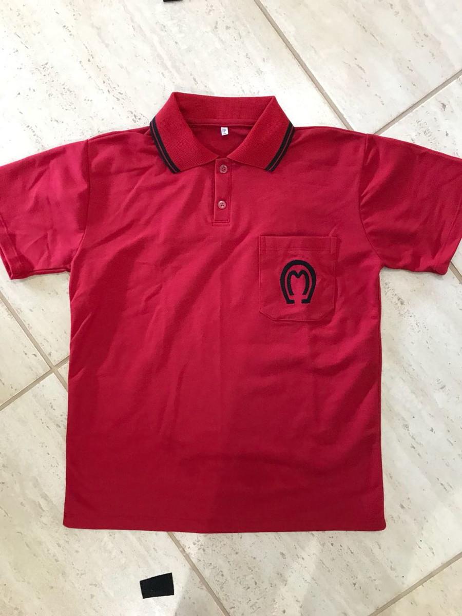 39d91d4333 Camisa Pólo Mangalarga no Elo7