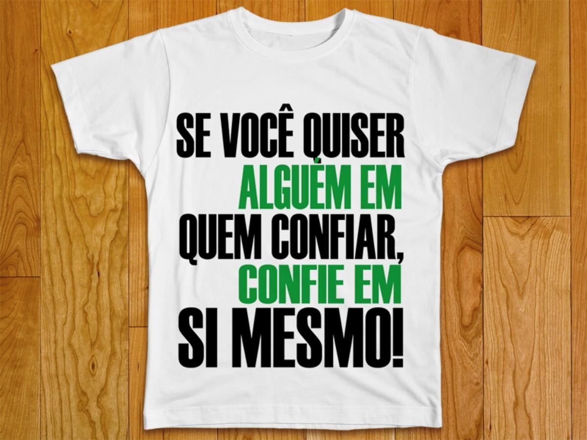 1b2846bdf8 Camiseta Divertida no Elo7
