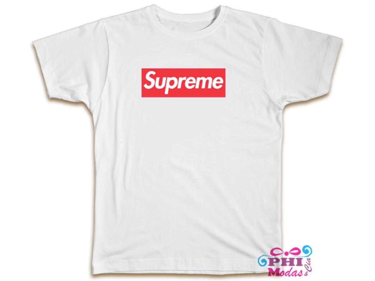 mejor baratas bastante baratas los mejores precios Camiseta Supreme Personalizada