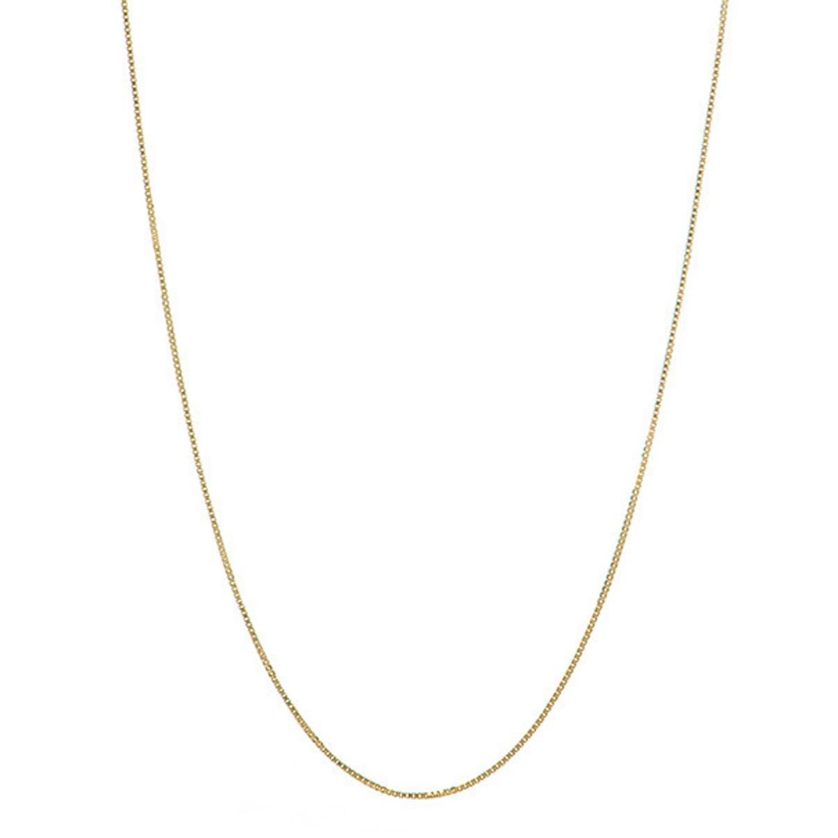 c1a110e351537 Corrente Veneziana em Ouro 18K com 60cm no Elo7   Joias DaniSam (D20D43)