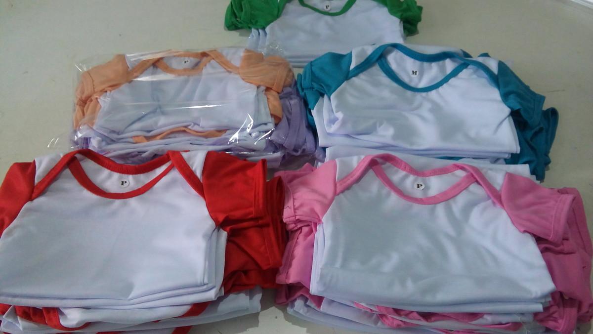 1d4f8d55260ab Body Infantil Bebê Para Sublimação 100% no Elo7   Ademir de Almeida ...
