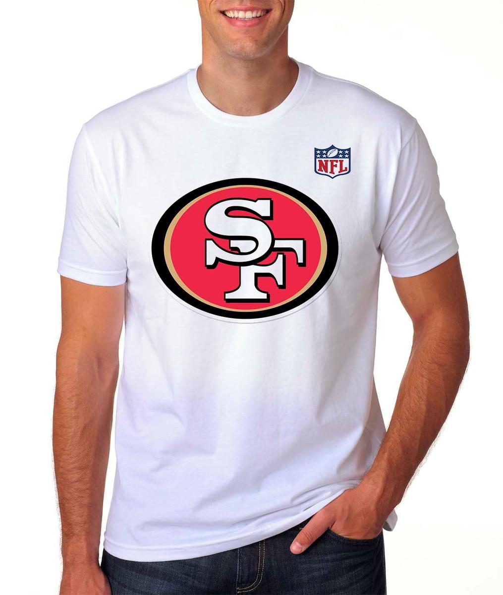 34315a24ce675 Camiseta San Francisco 49ers NFL - A3 no Elo7