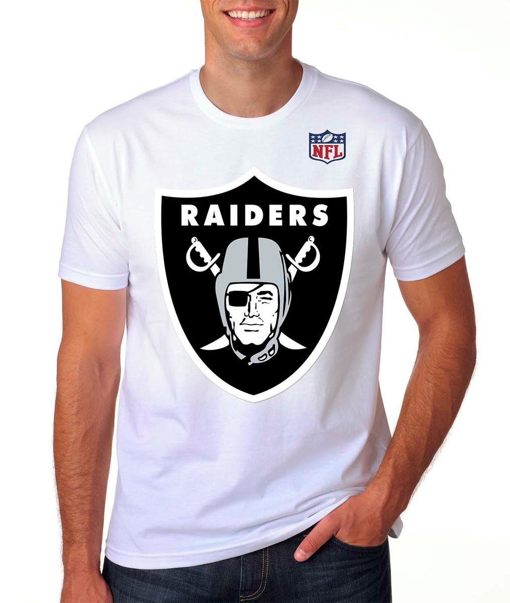 Camiseta Oakland Raiders NFL - A3 no Elo7  dfe98081e85