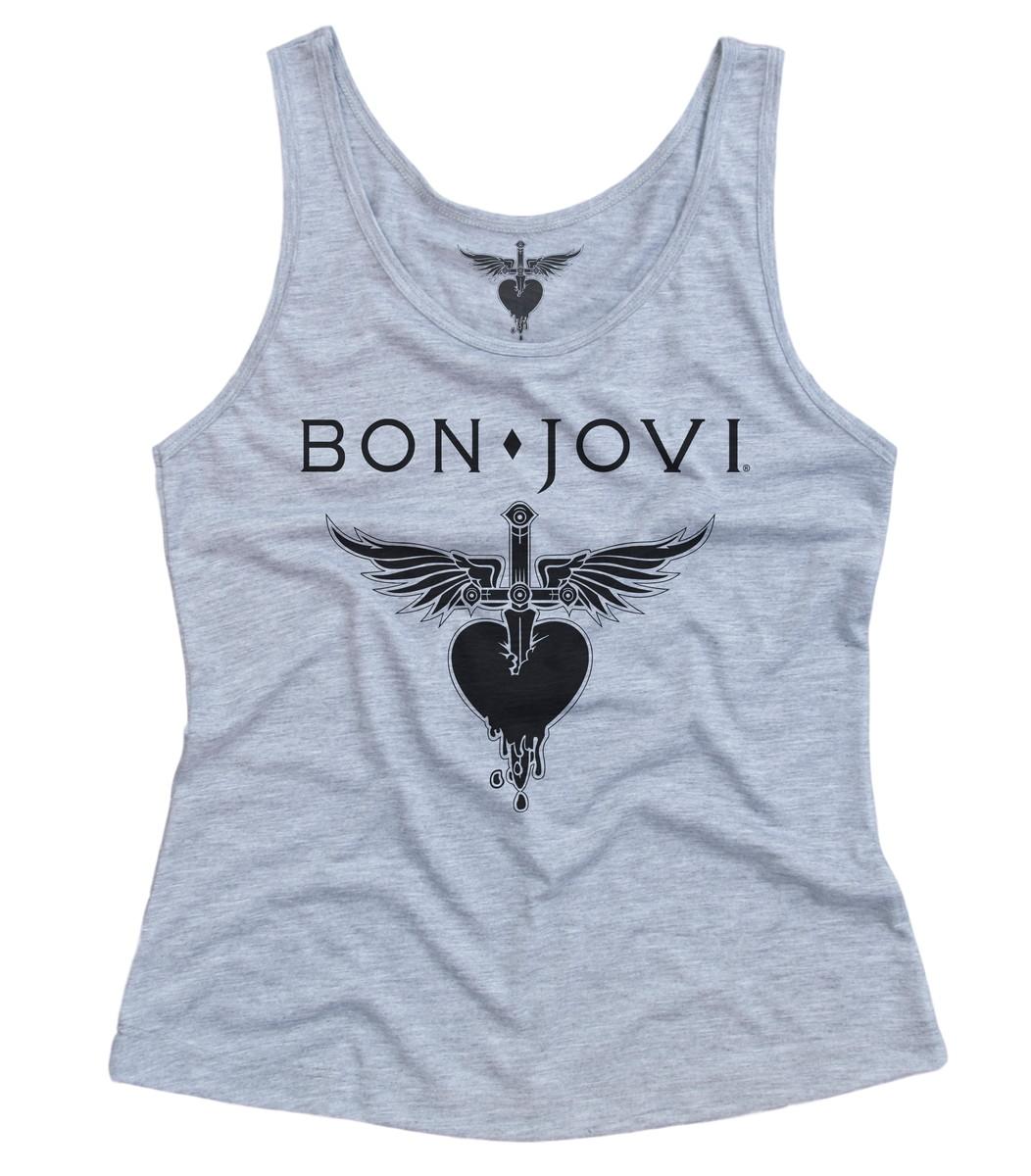 ddd8ef6dcb27b Camiseta Regata Feminina Jon Bon Jovi Banda Rock no Elo7 | Galeria T ...