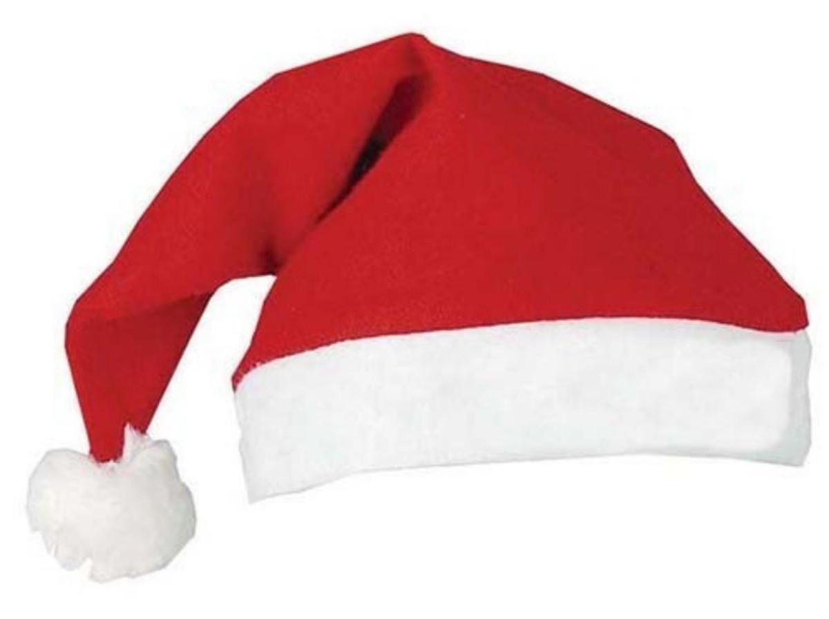 Touca Gorro De Papai Noel no Elo7  66fb29ca6b4